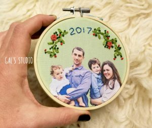 galstudio family ornament
